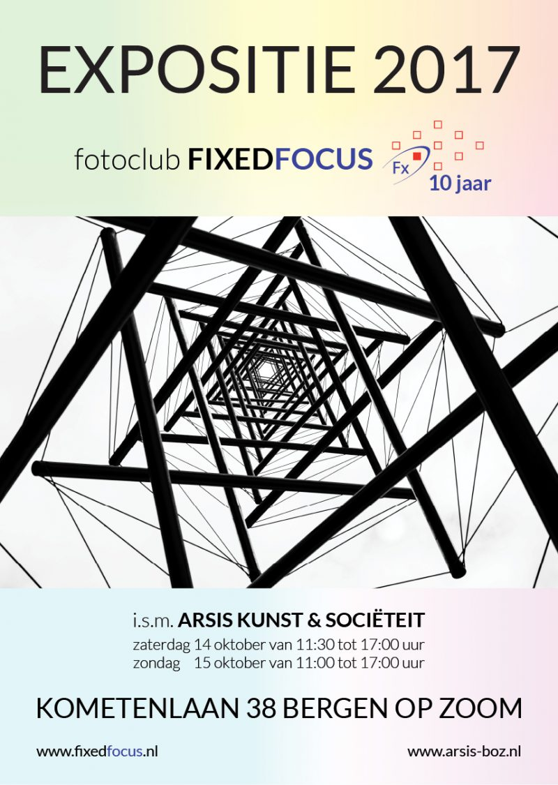 Expositie FixedFocus 2017