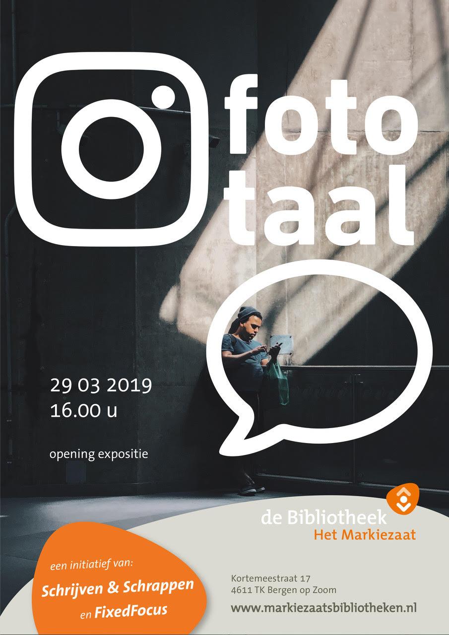 Expositie Fototaal 2019