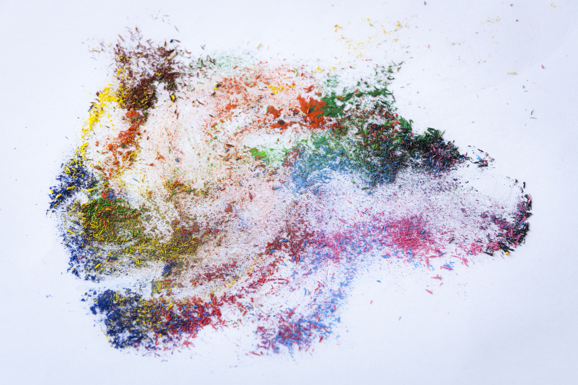 Ingrid - opdracht kleurrijk - foto 2 van drieluik