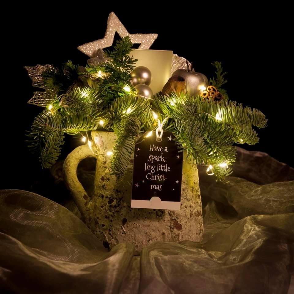Ingrid - Opdracht foto in Kerstsfeer - Kerstgroet